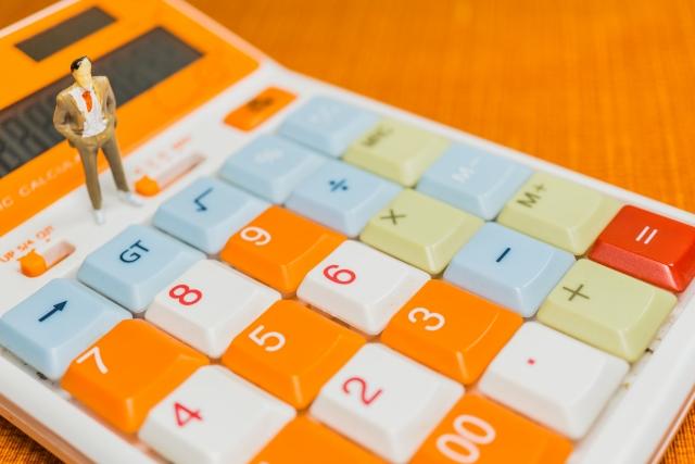 電卓のメモリー機能