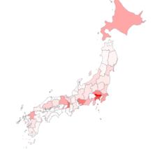 エクセルのマップグラフ